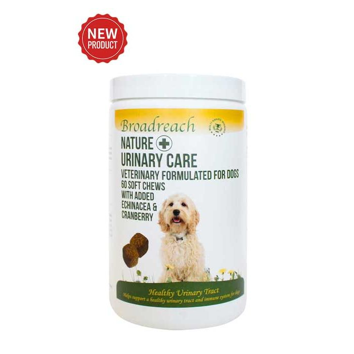 Nature + Urinary Care for Dogs 60 Soft Chews