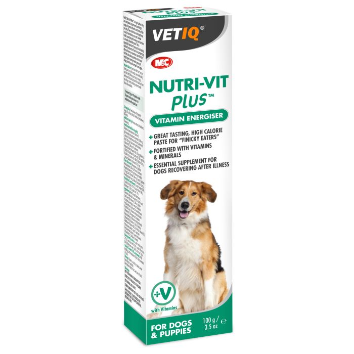 Nutri-Vit Plus Dog Nutritional Supplement 100g