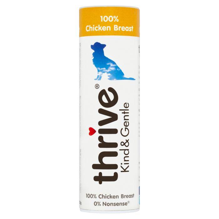 Thrive Kind & Gentle Chicken Dog Treats 25g Tube