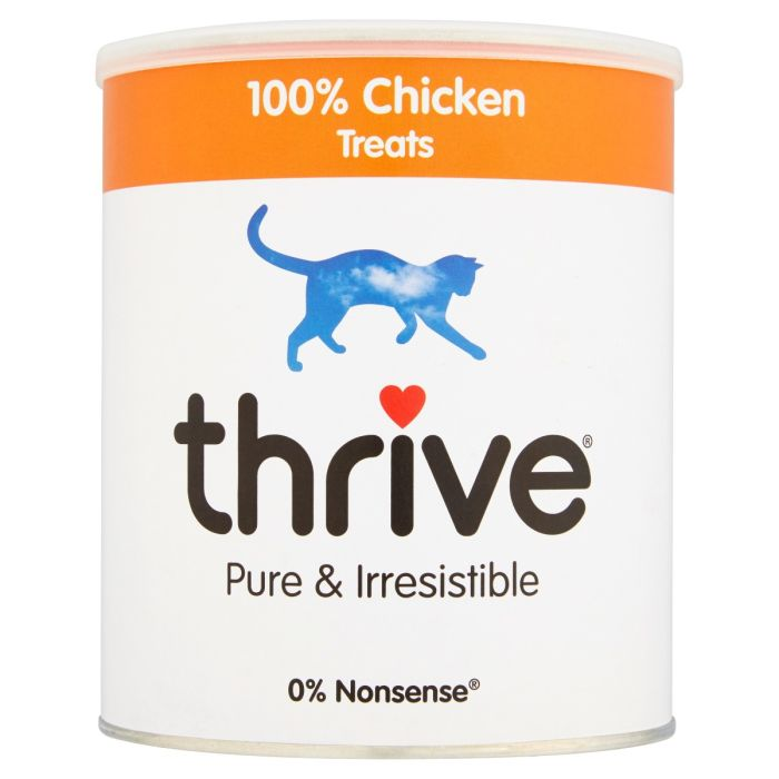 Thrive Cat Treats Chicken 200g Maxi Tube