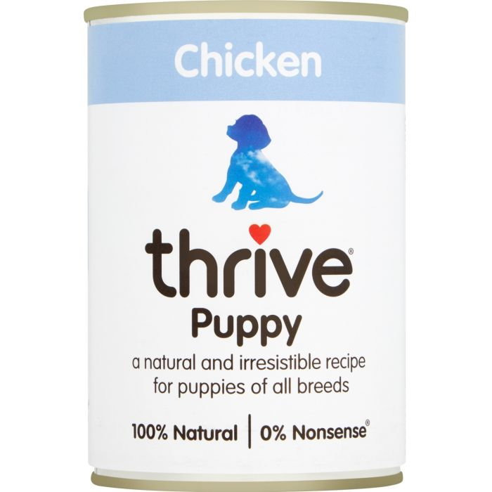 Thrive Puppy Complete Chicken Dog Food