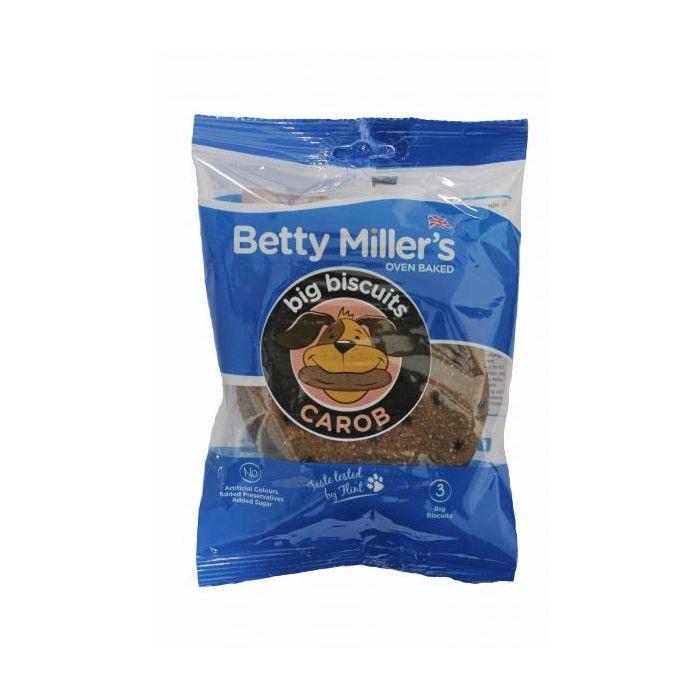 Big Biscuits Chocolate (Carob) 3 pack