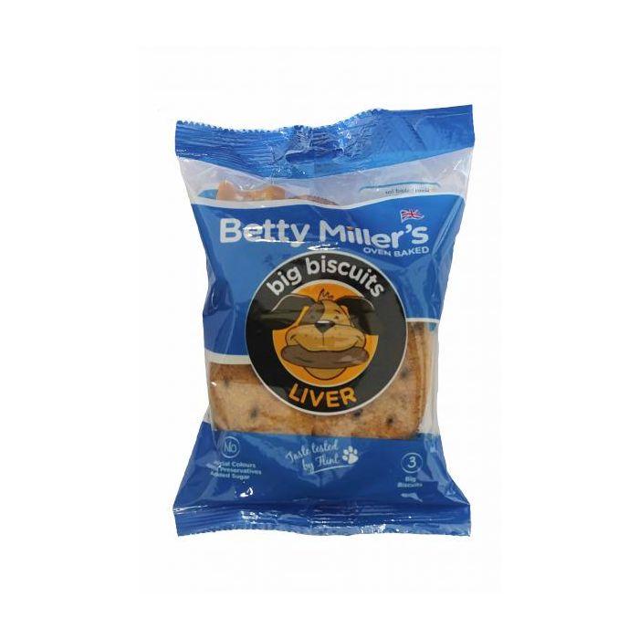 Big Biscuits Liver 3 pack