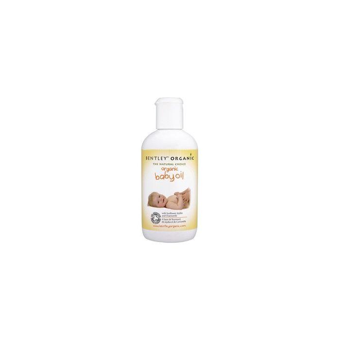 Organic Baby Oil 250ml