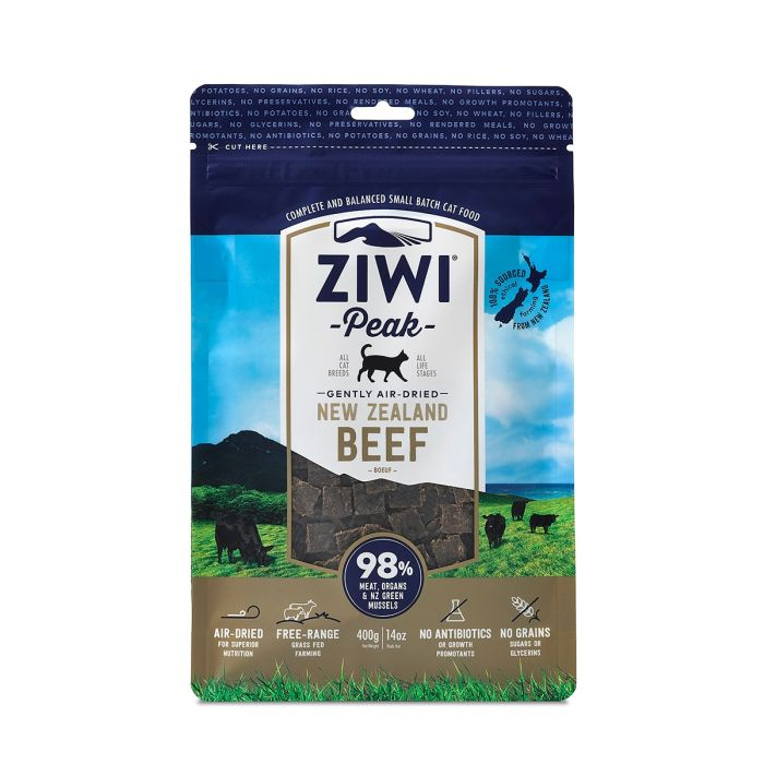 Air-Dried Beef For Cats 1kg