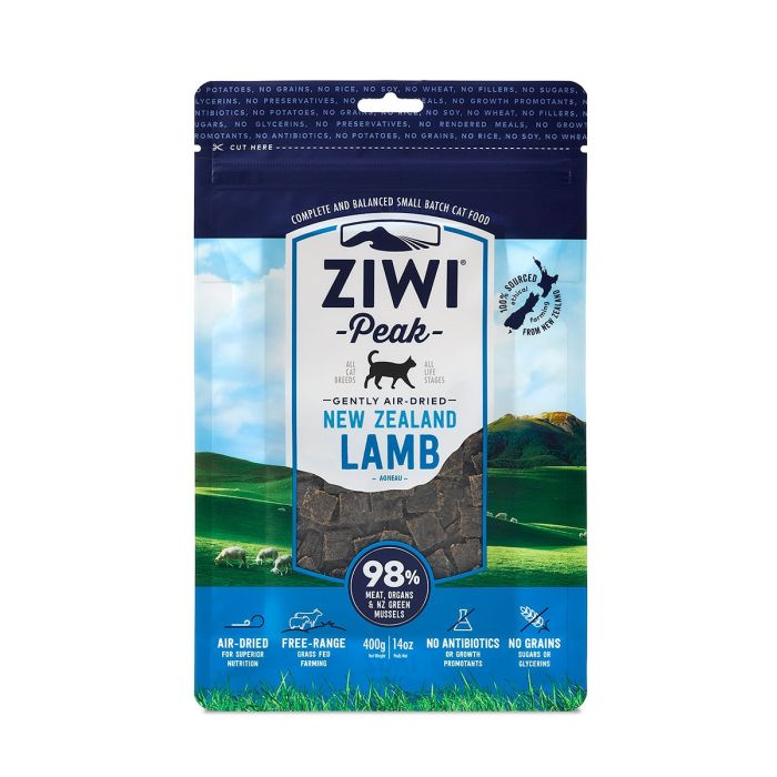 Air-Dried Lamb For Cats 1kg
