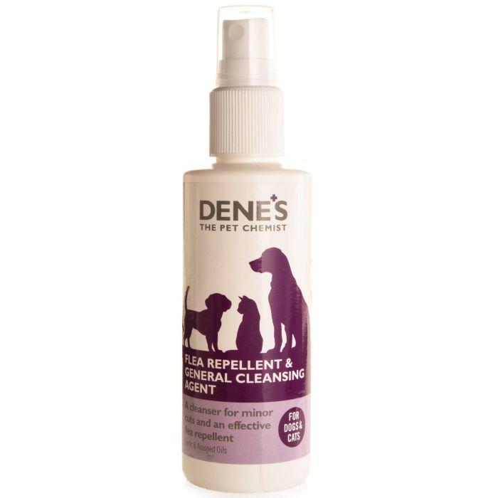 Flea Repellent & General Cleansing Agent