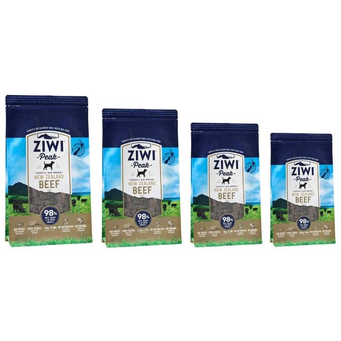 Ziwi Peak Air-Dried Beef Food For Dogs