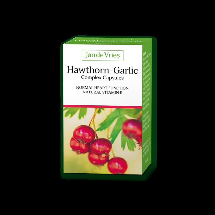 Hawthorn-Garlic Complex