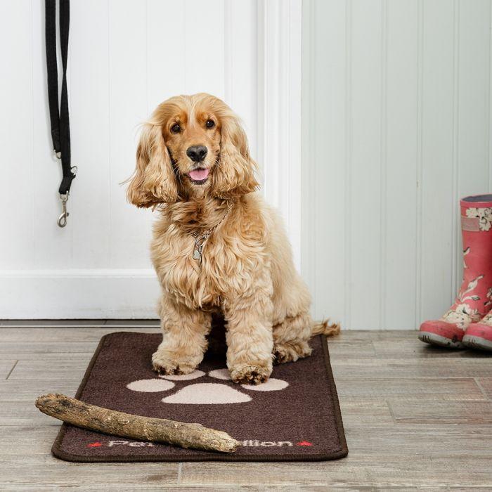 Stop Muddy Paws - Brown - Floor Mat