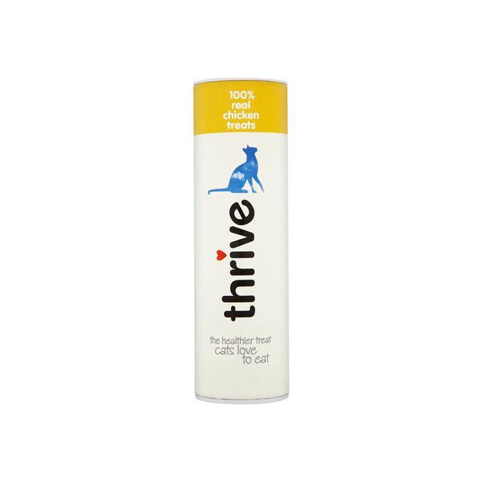 Thrive Cat Treats Chicken 25g Tube
