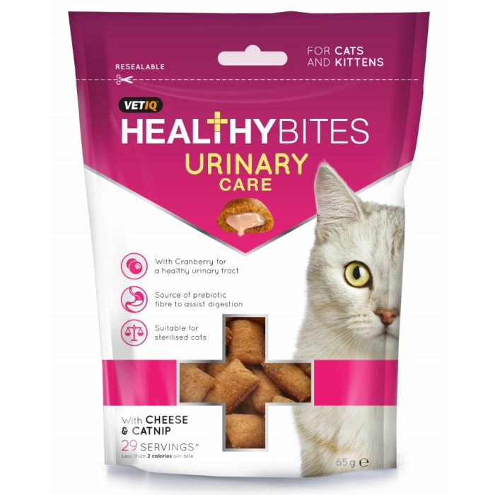 HealthyBites Urinary Care Cat Treats 65g