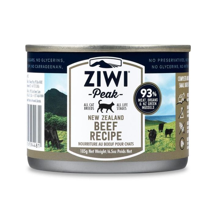 Daily Cat Cuisine Cans Beef 185g