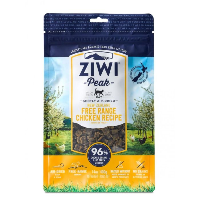 Air-Dried Free-Range Chicken For Cats 1kg