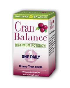 CranBalance (Formerly Cran Max)