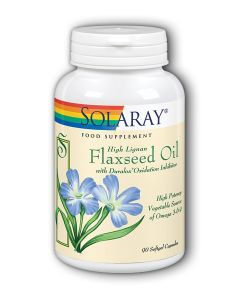Flaxseed Oil 1000mg