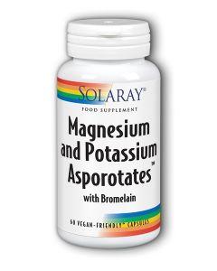Magnesium and Potassium Asporotates