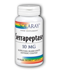 Serrapeptase (Enteric Coated)