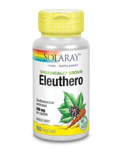 Organically Grown Eleuthero 350mg