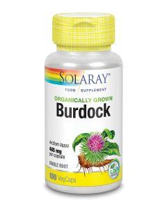 Organically Grown Burdock 485mg
