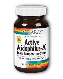 Active Acidophilus-20 60 caps