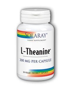 L-Theanine 200mg 30 vegan capsules