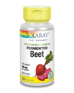 Organically Grown Fermented Beet Root 500mg