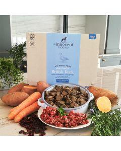 Air Dried Gourmet British Duck Puppy & Adult Dog Food 3kg