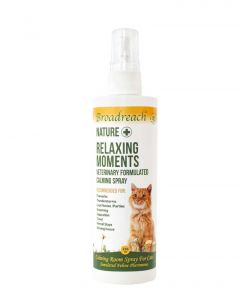 Nature + Relaxing Moments Calming Room Spray for Cats and Kittens 236ml