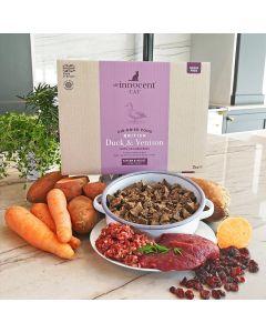 Air Dried British Duck & Venison Cat Food 3kg