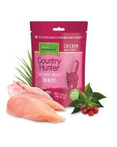 Country Hunter Chicken & Rabbit Cat Treats 40g