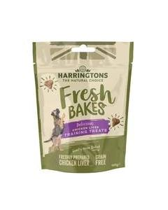 Fresh Bakes Chicken Liver Training Treats for Dogs 100g