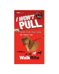 Anti-Pull Harness Large