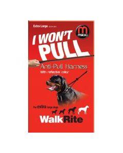 Anti-Pull Harness X Large