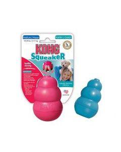Kong Squeaker Medium Pink