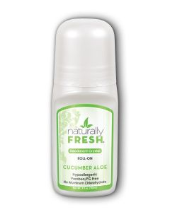 Cucumber & Aloe Crystal Deodorant Roll-On 90ml