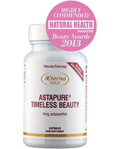 Aeterna Gold AstaPure Timeless Beauty 30 capsules