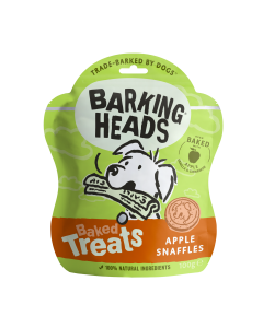 Apple Snaffles - Baked Dog Treats 100g