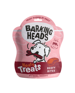Beefy Bites - Meaty Dog Treats 100g