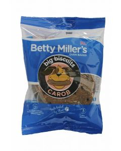 Big Biscuits Chocolate (Carob) 3 pack