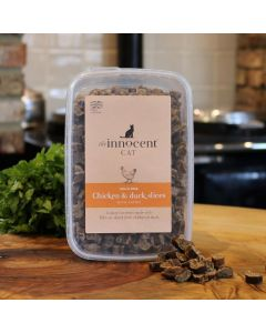 Chicken & Duck Slices with Catnip Luxury Treats for Cats 600g