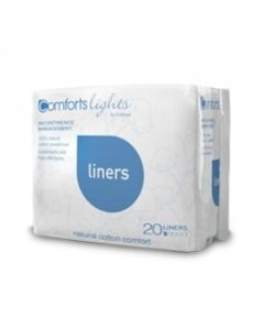 Comfort Lights Liners 20 Pack