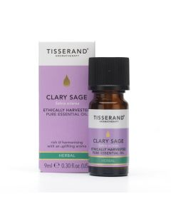 Ethically Harvested Clary Sage Essential Oil 9ml