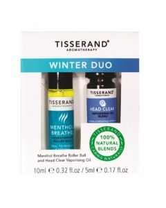 Winter Duo Essential Oil Set