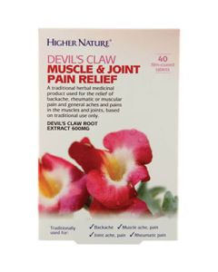 Muscle & Joint Pain Relief 40 tablets