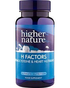 H Factors 60 Vegan Capsules