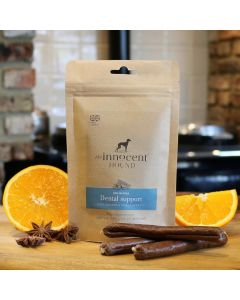 Dental Support - Aniseed & Citrus Extract Luxury Treats for Dogs 5 pieces