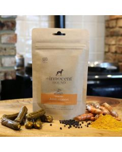 Joint Support - Turmeric & Black Pepper Luxury Treats for Dogs 10 pieces