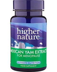 Concentrated Mexican Yam Extract