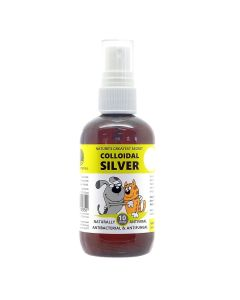 Colloidal Silver for Pets 100ml Atomiser